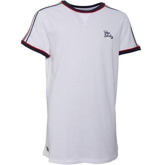 Tokyo Laundry Boys Huson T-Shirt Bright White