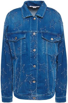 Stella McCartney Embroidered Denim Jacket