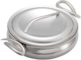 "Nambe Gourmet 10"" Saute Pan with Lid"