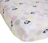 Bedtime Originals Pinkie Fitted Crib Sheet