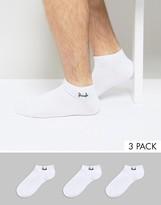 Pringle Invisible Trainer Socks In 3 Pack