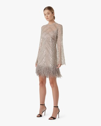 Rachel Gilbert Eugenie Mini Dress