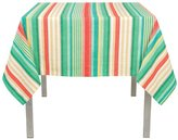Now Designs Tablecloth, 60 by 108-Inch, Rio Stripe Fiery