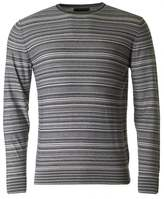 Remus Crew Neck Stripe Jumper
