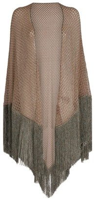 Missoni Fringed Shawl