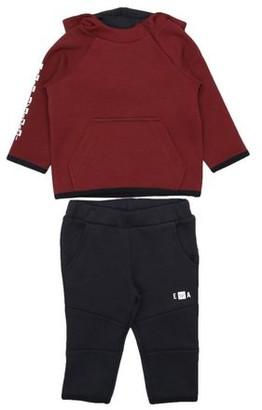 Emporio Armani Baby fleece set