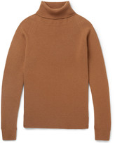 Barena - Virgin Wool and Cashmere-Blend Rollneck Sweater
