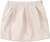 Marie Chantal Girls Jacquard Star Skirt