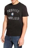 Original Retro Brand Men's The Rail The Who Teenage Wasteland T-Shirt