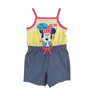 Disney Baby Girl's Minnie Mouse Jumper Pants