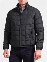 Gant Lightweight Cloud Jacket, Black
