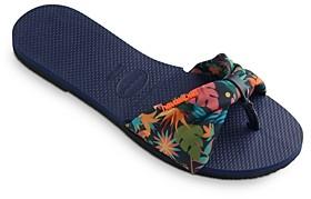 Havaianas Women's You Saint Tropez Thong Sandals