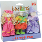 Le Toy Van Budkins Fairy-Tale Figurine Set