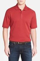 Nordstrom Men's Regular Fit Interlock Knit Polo