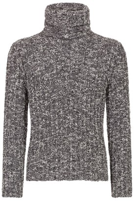Dolce & Gabbana Cable-Knit Rollneck Sweater