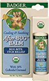Badger After-bug Itch Relief Stick .60 Oz Hang Tag Box, 0.6 Ounce