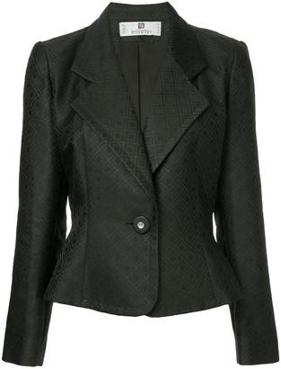 Givenchy Pre-Owned Slim Fit Blazer