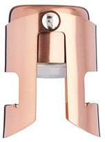 Kitchen Craft Bar Craft Luxe Lounge Stainless Steel Champagne Stopper - Copper