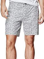 GUESS Men's Summery Printed Traveler-Fit Shorts