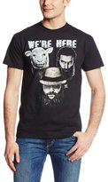 WWE Men's The Wyatt Family We'Re Here T-Shirt - Officially Licensed