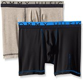Tommy Hilfiger Men's 2 Pack Tech Active Boxer Brief