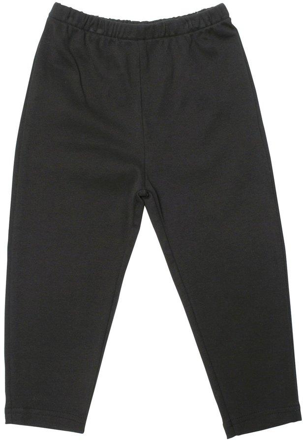 Zutano Black Leggings 2T