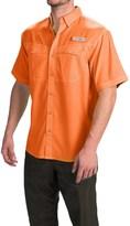 Columbia Low Drag Offshore Fishing Shirt - UPF 40, Short Sleeve (For Men)