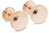 Alice Made This Oliver Rose Gold-Plated Cufflinks