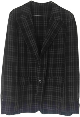 Dries Van Noten Multicolour Wool Jackets