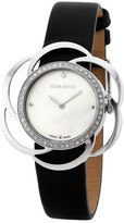 Nina Ricci Women's White Mother of Pearl Watch