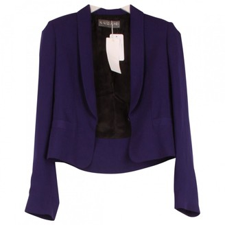 Krizia Purple Jacket for Women