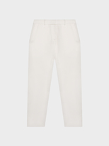 DKNY Pure Cropped Trouser Knit Pant