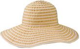 San Diego Hat Company Women's Ribbon Crusher Large Brim Hat RBL4744