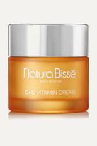 Natura Bisse Cc Vitamin Cream Spf10, 75ml - Colorless