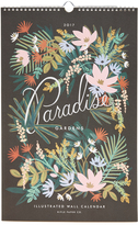 Rifle Paper Co. Paradise Gardens 2017 Calendar