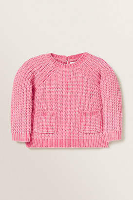 Seed Heritage Chenille Sweater