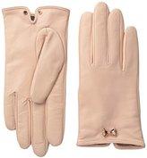 Ted Baker Women's Avia Bow Wrist Detail Leather Gloves