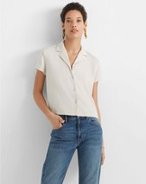 Club Monaco Hammered Shine Shirt