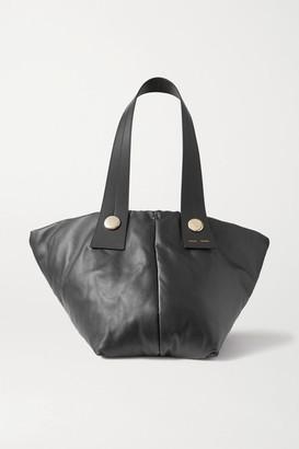 Proenza Schouler Tobo Leather Tote - Black