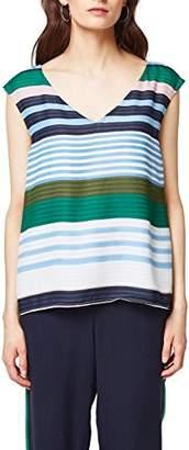Esprit Women's 058eo1f004 Blouse,(Size: 40)