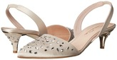 Oscar de la Renta Sami Strass 45mm Women's Sling Back Shoes