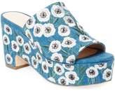 Loeffler Randall Women's Amara Platform Sandal