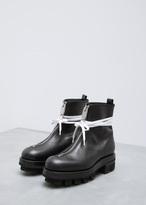 Alyx black tank boot w/lace