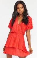 Show Me Your Mumu Sandrine Ruffle Dress