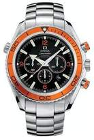 Omega Men's 2218.50.00 Seamaster Planet Ocean Automatic Chronometer Chronograph Watch