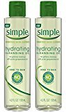 Simple Sensitive Skin Experts Hydrating Cleansing Oil, 4.2 Fl Oz (Pack of 2)