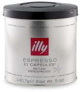 Illy caffe iperEspresso 21-Count Dark Roast Capsules for iperEspresso Machines