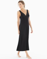 Soma Intimates Luxe Jersey Nightgown Black