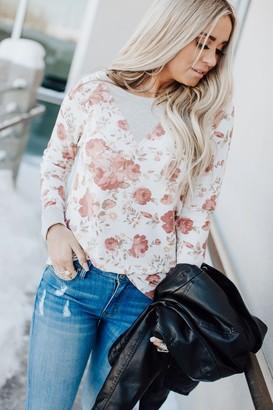 Abbey Floral Top