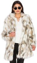 Dolce Vita Frances Faux Fur Coat